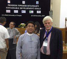 Sponsorship of Australia Myanmar Institute 2017 Conference